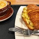 Egg Mayo Croissant