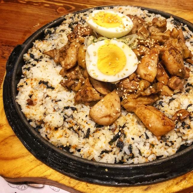 Soy Chicken Dakgalbi