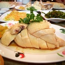 Whole Steamed Chicken • $28