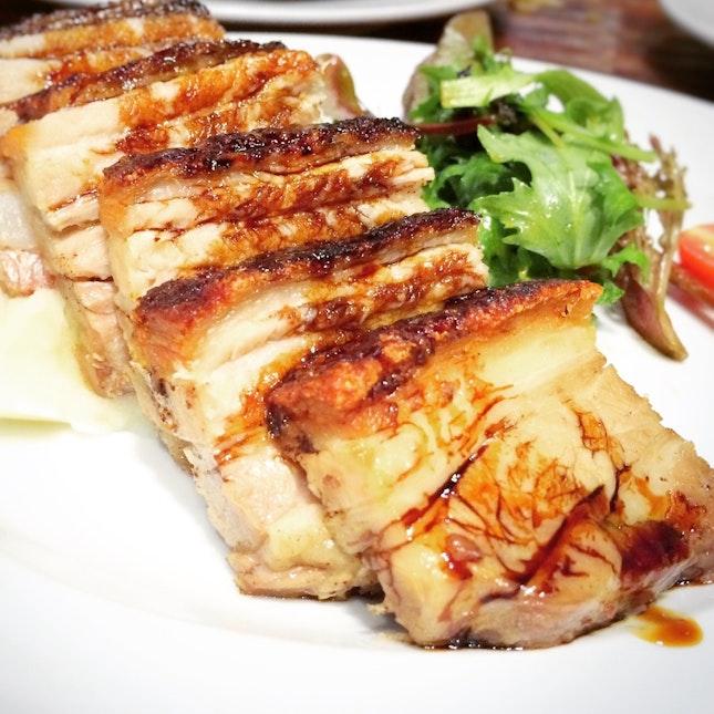 12-Hour Belly of Pork • $16.90