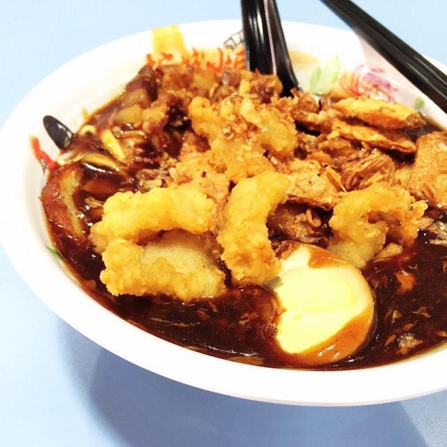 Kitchener Complex Food