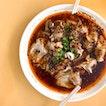 Szechuan Spicy Wanton   $4.50 for 10 Pcs