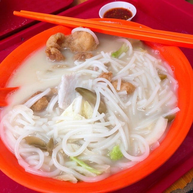 Mixed Fish Bee Hoon | $6.5