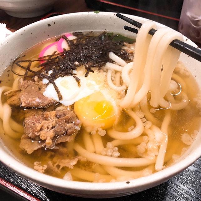 Premium Beef Udon | $15+