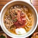 Sukiyaki Beef Udon Set | $18++