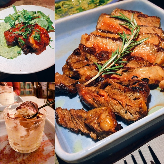 3-Course Set Meal | Burpple Beyond 1-for-1 at ~$49++
