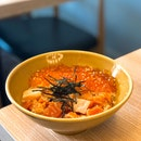 Salmon Ikura Don | $25