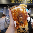 Tiger Sugar: Brown Sugar Boba Milk