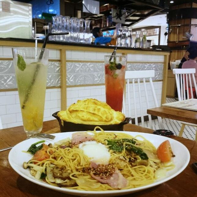 Miam Miam Spaghetti & Souffle De Nuage
