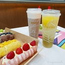 🥤 [NEW] MUYOO+ ~ Singapore's First-Ever Fresh Bread & Fruit Tea Concept 🥤  MuYoo has launched its first-ever One-Tea-One-Roll concept with a delightful menu comprising a wide range of refreshing fruit-based beverages and freshly-prepared Euro soft-rolls, which are made using the freshest and highest quality ingredients.