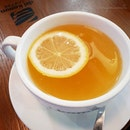 🌟 Citron Tea 🌟  A hot and comforting cuppa of citrusy goodness!