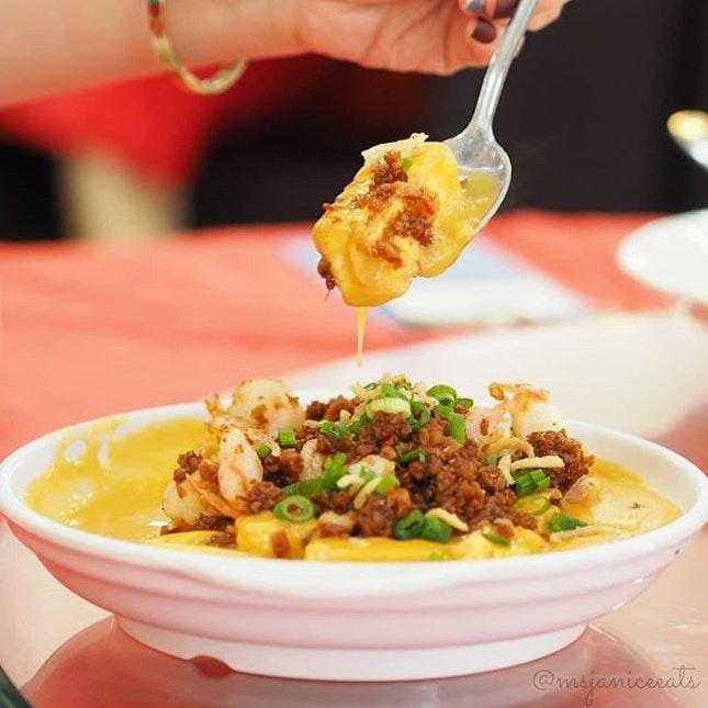 ⭐ Pumpkin Beancurd 金瓜豆腐 (S$18 ~ Small) ⭐  Happy Chap Goh Mei!
