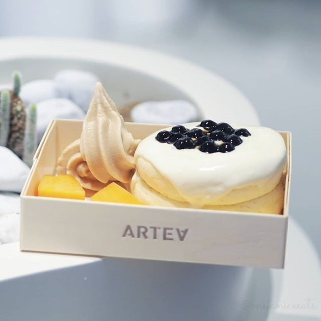 ⭐ ARTEⱯ ~ Complimentary Soufflé ⭐  ARTEⱯ's well-received Soufflé is back for a limited time!