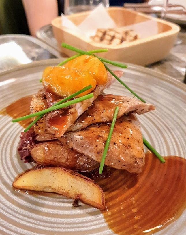 Grilled Australian Pork Jowl ($23) 🐖 9/10