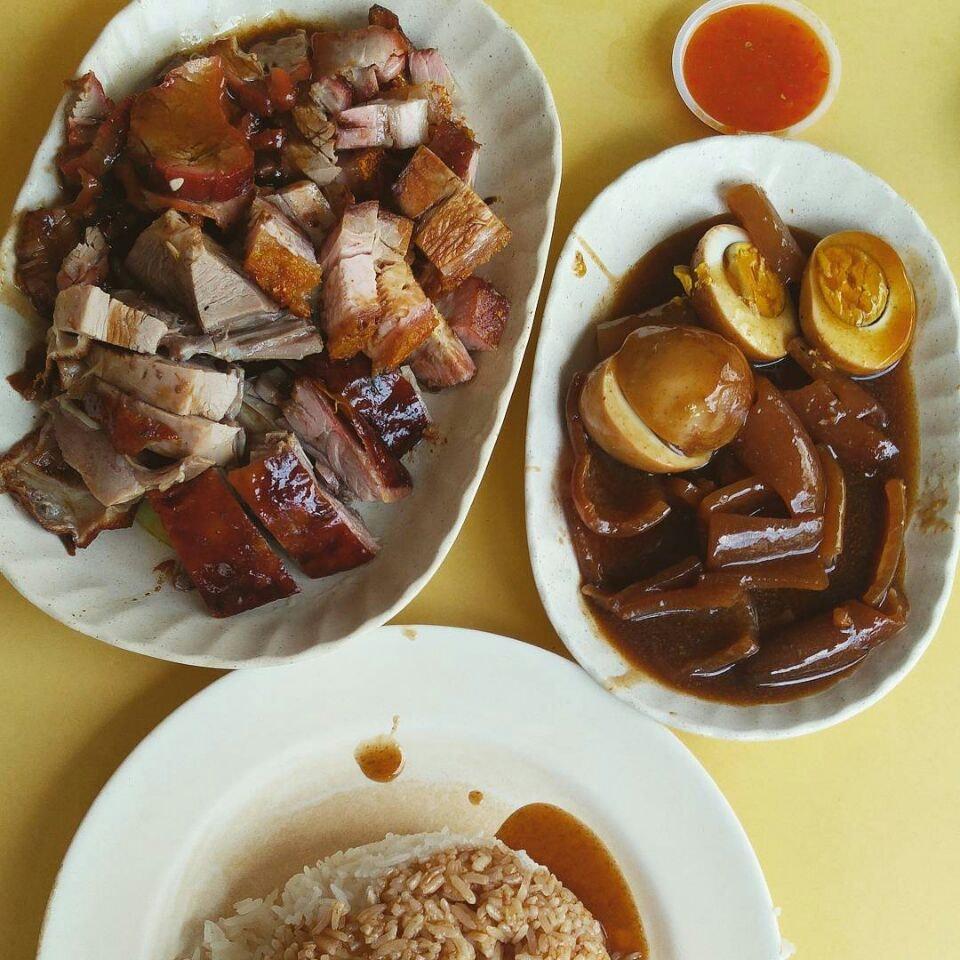 Soon Heng Roast Chicken & Duck (Havelock Road Cooked Food Centre)