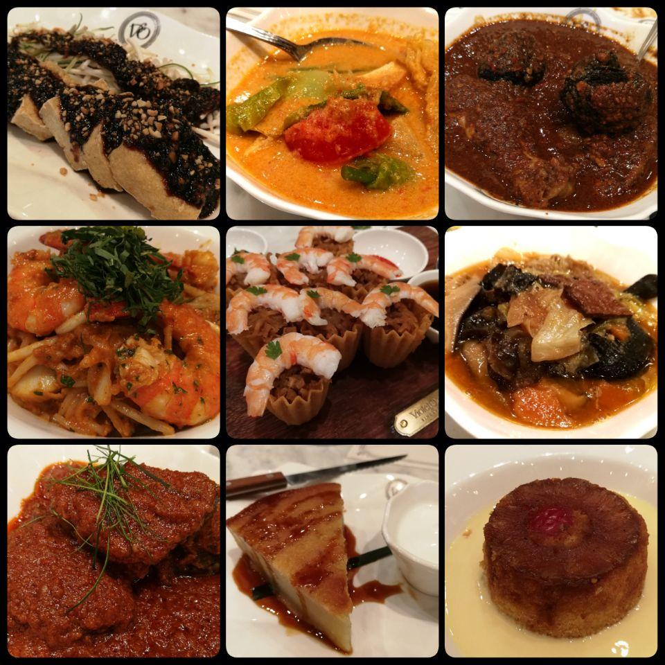 Quality Peranakan Food