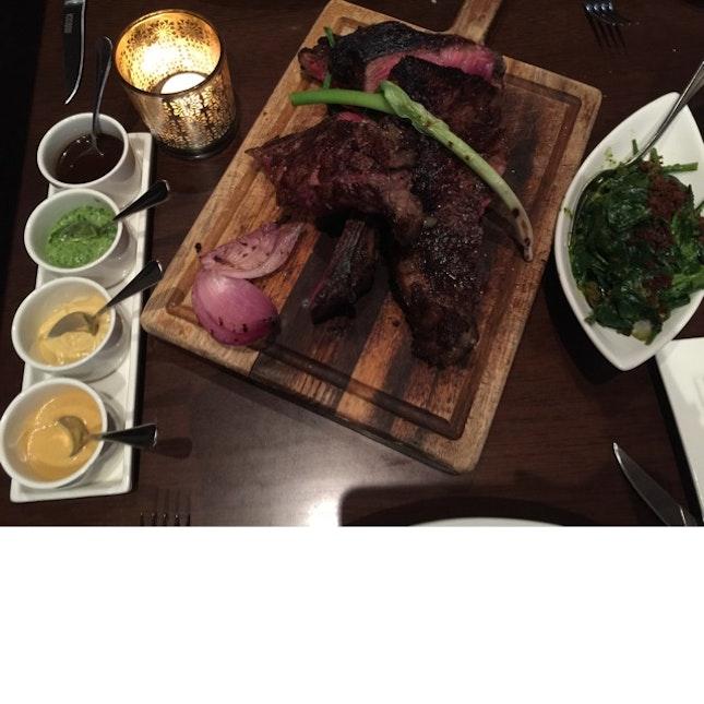 Best Florentine Steak!!