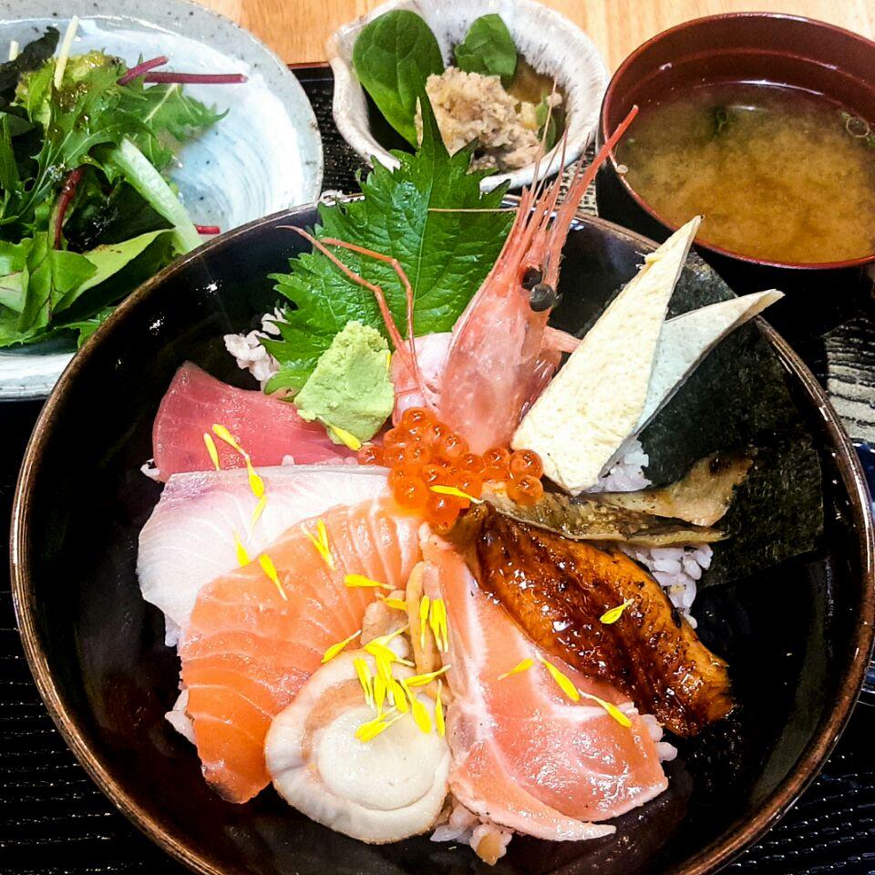 Kaisen Chirashi Don Set ($20)