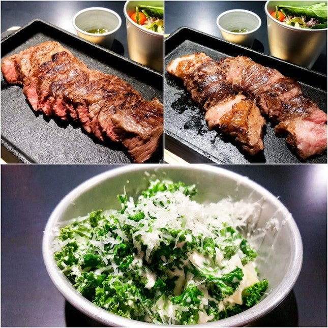 Beautiful Steaks And Great Sides