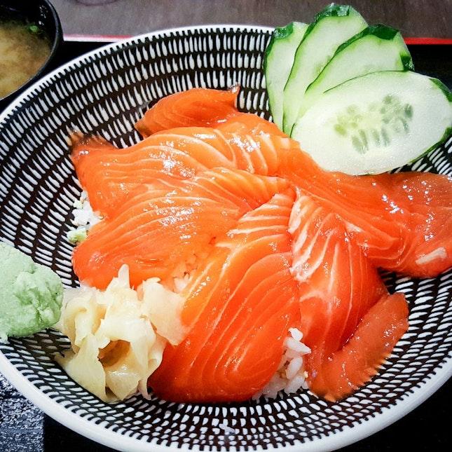 Salmon Zuke Don ($13.80)