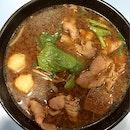Thai Beef Soup + Noodles