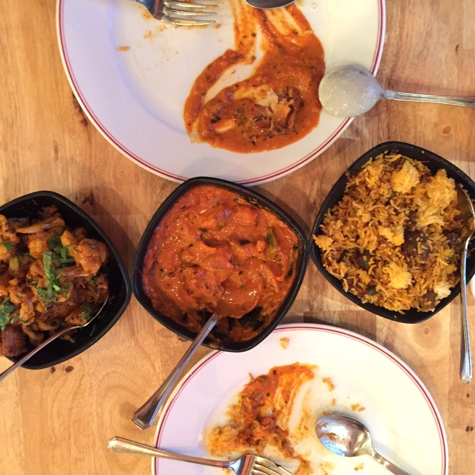For Fantastic Indian Food