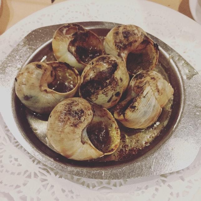 Le Escargot
