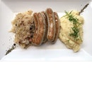 Grilled Pork Sausages