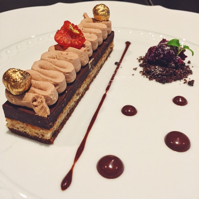 Chocolate Hazelnut Feuilletine