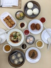 Fresh dim sum In SG!