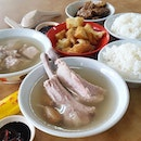 Today's food hunt with @shaunsimjaykay ; Old-school peppery Bak Kut Teh!