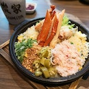 Snow Crab Garlic Rice ($19.80); Combination of my 2 favourites, snow crab and garlic rice 😋
