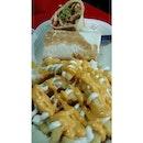 "∞""...whatever it is, im getting cheese fries for supper..."" #campakbalingbuangkeblakang #ceritadongengsmlmmlm #badoksession #nomnomnom #burpple"