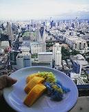 Bangkok Sky Restaurant, Baiyoke Sky Hotel