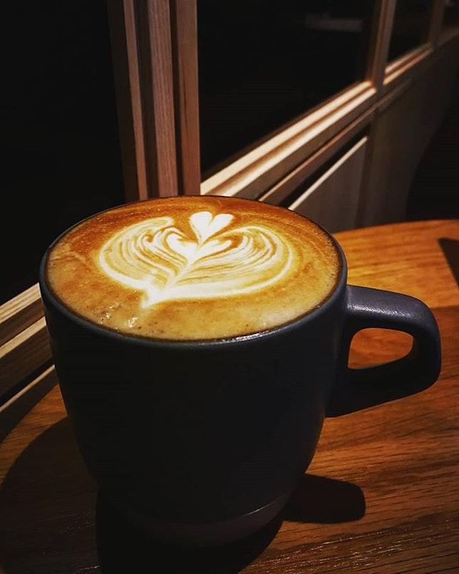 The hideout coffee cafe  Gula Melaka Latte (RM11.70)  #hideout #coffeeday #isetanjapanstore #gulamelakalatte #burpplekl #burpple #timeoutcafeanddiner