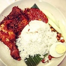 The Legendary Nasi Lemak..