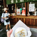 A must eat snack in Dazaifu...
