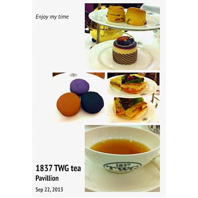 #TWG #tea #teatime