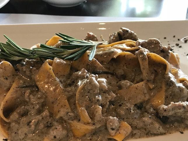 Legit Italian Restaurant