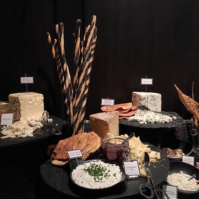 ; soooo gouda  Just part of the cheese selection offered during @manhattan_sg Sunday Buffet brunch.