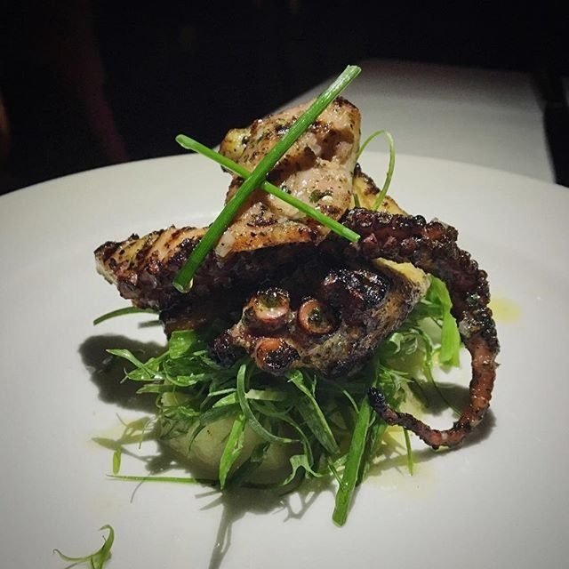Chargrilled Octopus | 27bucks
