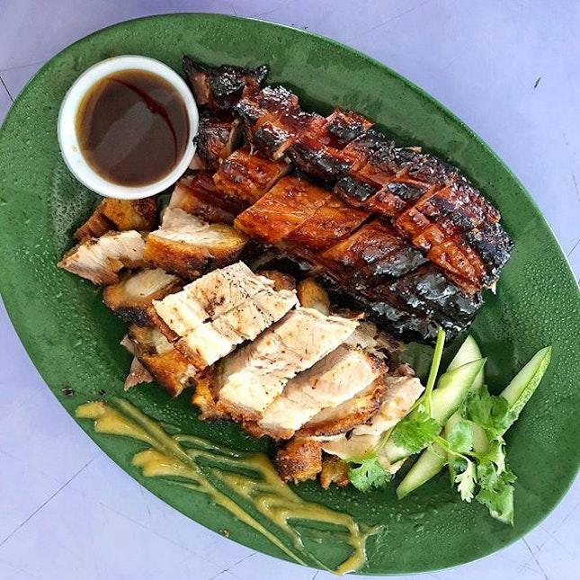 ; Pork Two-ways  How we Singaporeans like our pork.