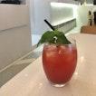 Strawberry MOCKTAIL | 6bucks