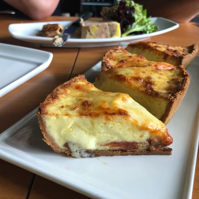 Bacon & Cheese Tart | 20bucks