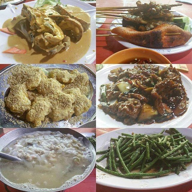 Kedai Makanan Sin Kimdo 金都海鲜餐馆 (Taman Sentosa)