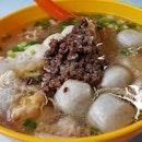 Fish ball mee (RM7) #igdaily #malaysia #kualalumpur #fishballnoodle #food #foodmsia #foodie #foodreview #foodmemo #qiangxuantravelogue #qiangxxuan #travelog #travelogue #dinner #latergram #burpple #localfood