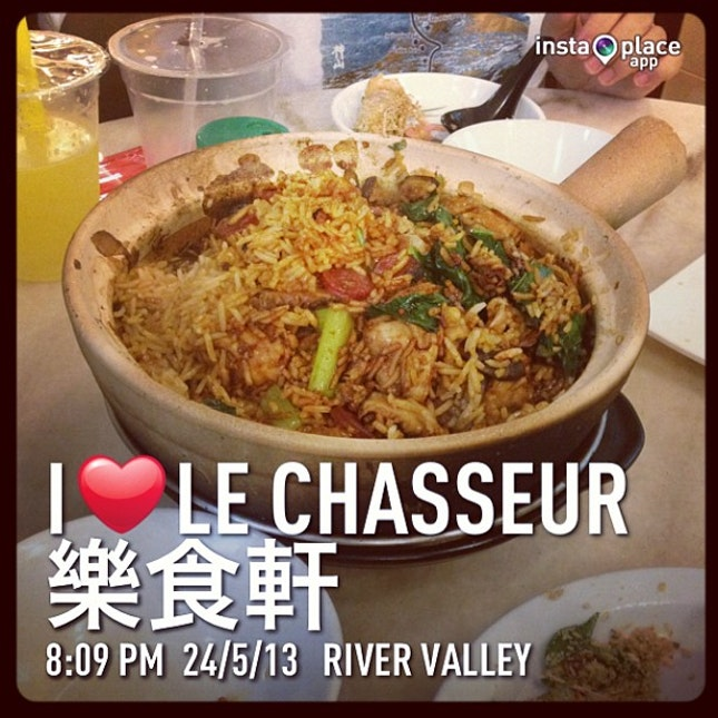#instaplace #instaplaceapp #instagood #travelgram #photooftheday #instamood #picoftheday #instadaily #photo #instacool #instapic #picture #pic @instaplacemobi #place #earth #world  #singapore #SG #rivervalley #lechasseur樂食軒 #food #foodporn #restaurant #street #night