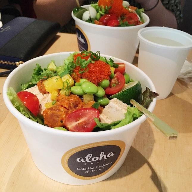 Filling Alternative To Salads