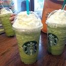 Green Tea Coma!