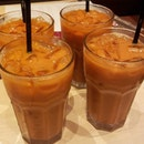 Love the Thai Milk Tea here!